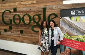 The Tuck Digital Excellence Program at Google