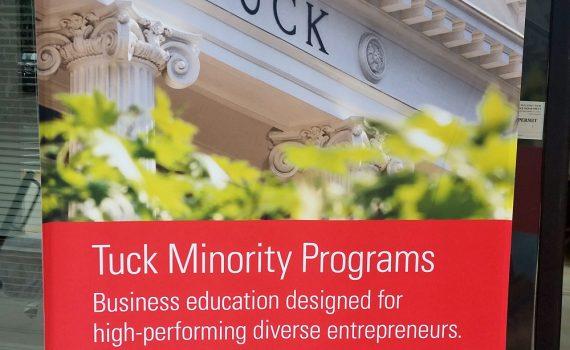 The Tuck Digital Excellence Program at Google