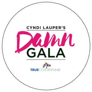 Cyndi Lauper's Damn Gala with True Colors Fund