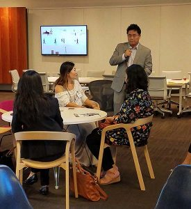 Asian Business Association Entrepreneur Day 2016 at the Herman Miller Showroom