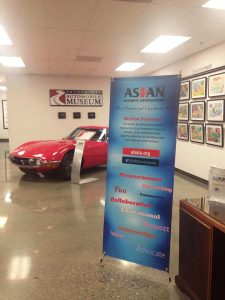 Asian Business Association Toyota Museum