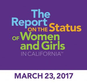 2017 Report on the Status of Women and Girls in California