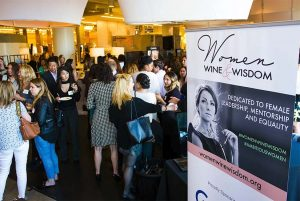 Women, Wine and Wisdom Launch Event