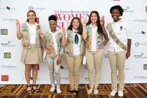 LA Business Journal's 25th Annual 2017 Women's Summit & Awards
