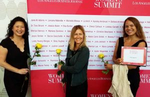 la-business-journal-women-summit-awards