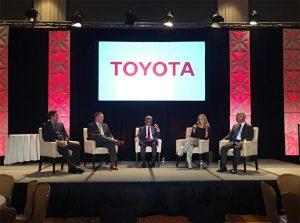 Toyota Power of Exchange
