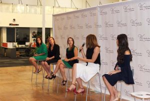 Women, Wine & Wisdom Panel and Mixer: The Road to Leadership
