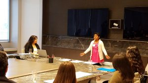 Fulfillment Fund Career Accelerator Program College to Career Workshop