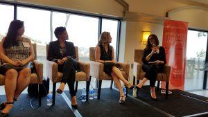 Karen Chong, Diane Reichenberger, Dr. Cora Neumann & Cristina Mancini Jones (Photo credit: Lindy Huang Werges)