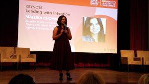 MSMU Women's Leadership Conference Mallika Chopra