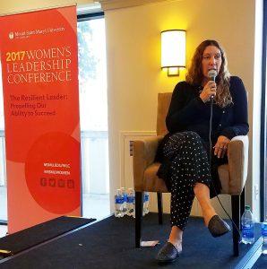 msmu womens leadership conference diane reichenberger suzanne lerner